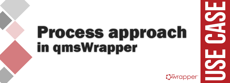 Process approach in qmsWrapper