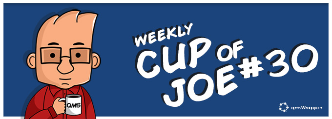 Weekly Cup of Joe 30# – DHFs & CE Technicals with Traceability Matrix