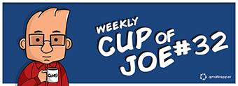 Cup of Joe 32# - Good Customer Service Reduces Problems