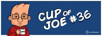 "Cup of Joe 36# - Scary word ""Audit"""