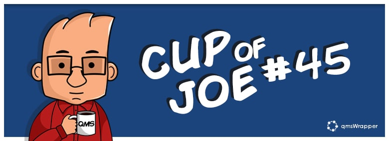 Cup of Joe #45 - How to choose a good manufacturer?