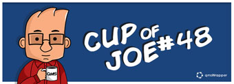 Cup of Joe #48 – qmsWrapper: messaging from home