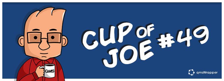 Cup of Joe #49 – Do You Need A Consultant?