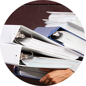 A complete document compliance system.