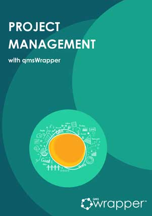 Project management with qmsWrapper