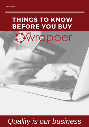 Things to know before you buy qmsWrapper